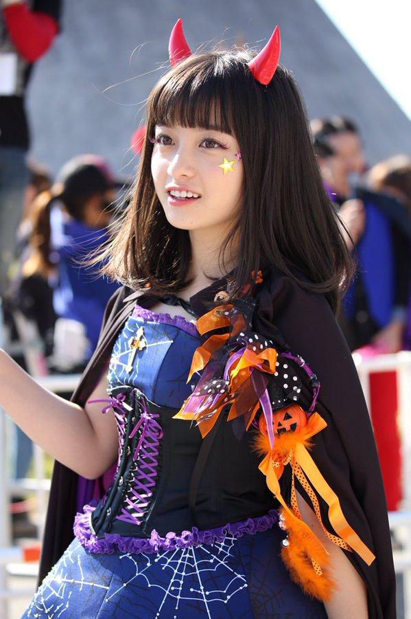 HashimotoKannaHalloween2