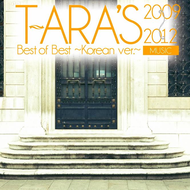T-ara - Best Of Best 2009-2012 (Korean Ver.)