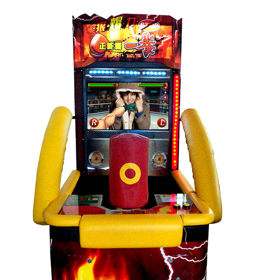 KHJ's Punch-Out is expected to hit arcades next year.