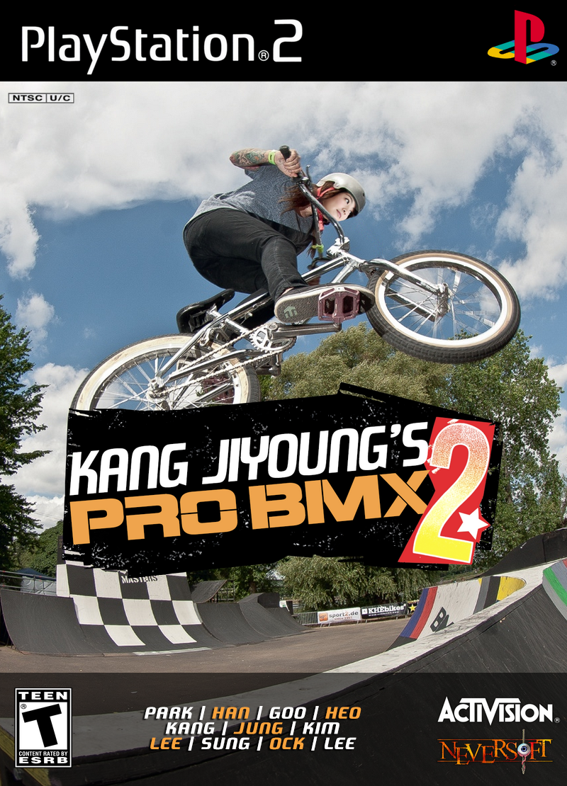 Still a better game than Tony Hawk's Pro Skater 5.