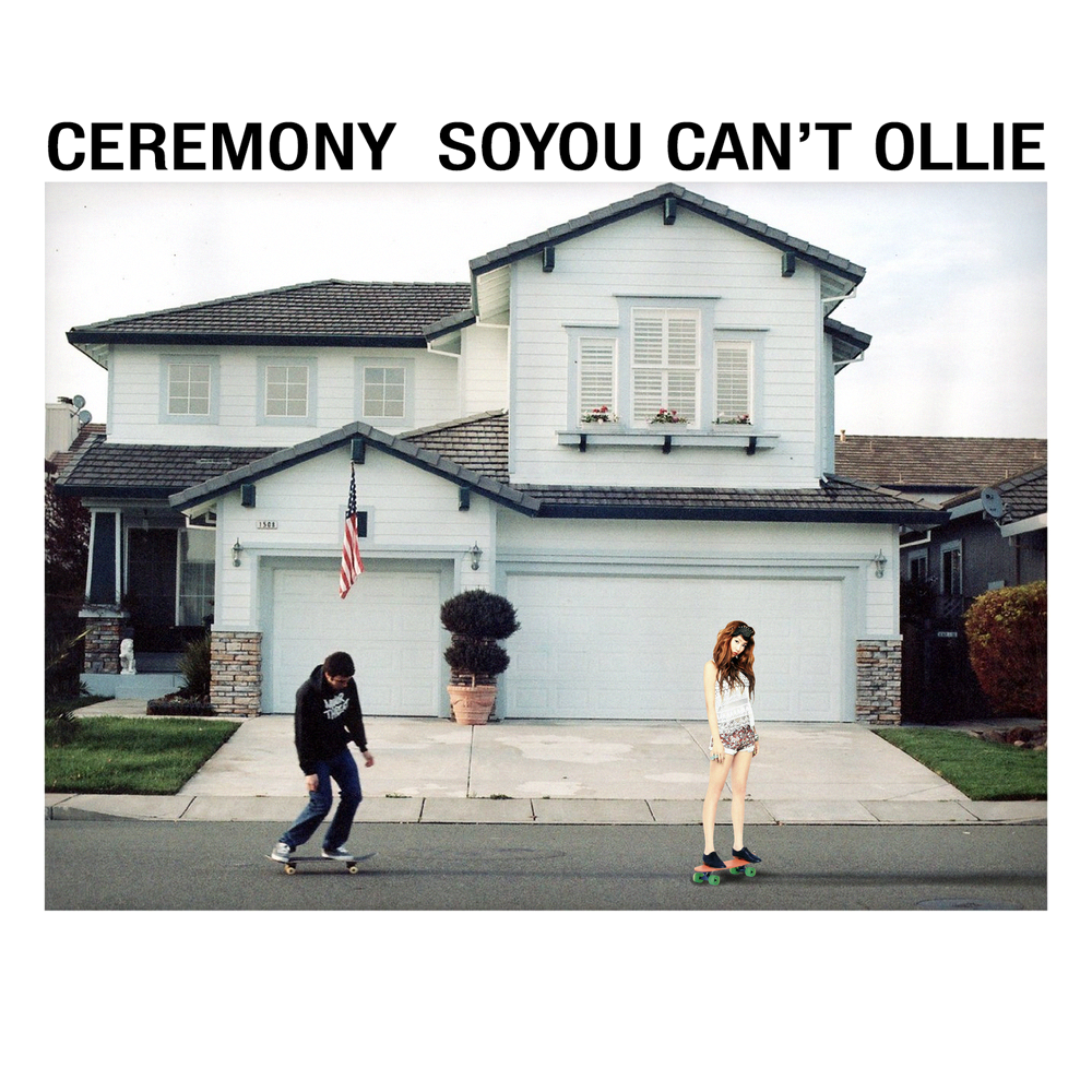 Soyou can't ollie.