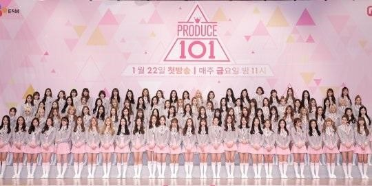 Produce101Group