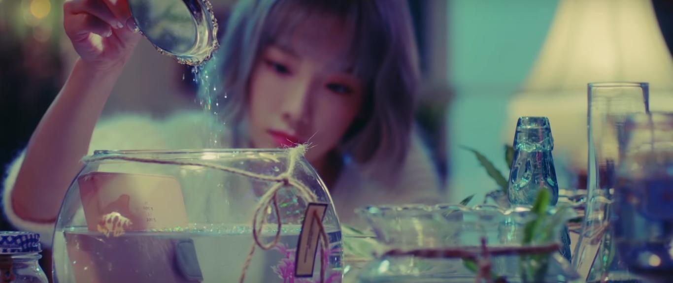 TaeyeonRainFishbowl