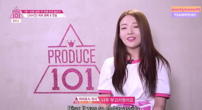 Produce 101-24 Hour 3
