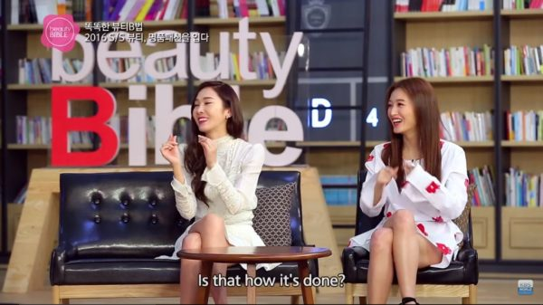 Beauty Bible Episode 1 (3)