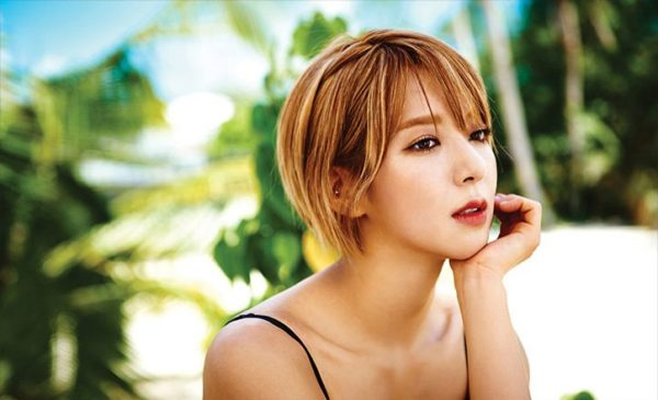 Choa (ex-AOA), who recently returned for an OST, signs with Great M  Entertainment and is back – Asian Junkie