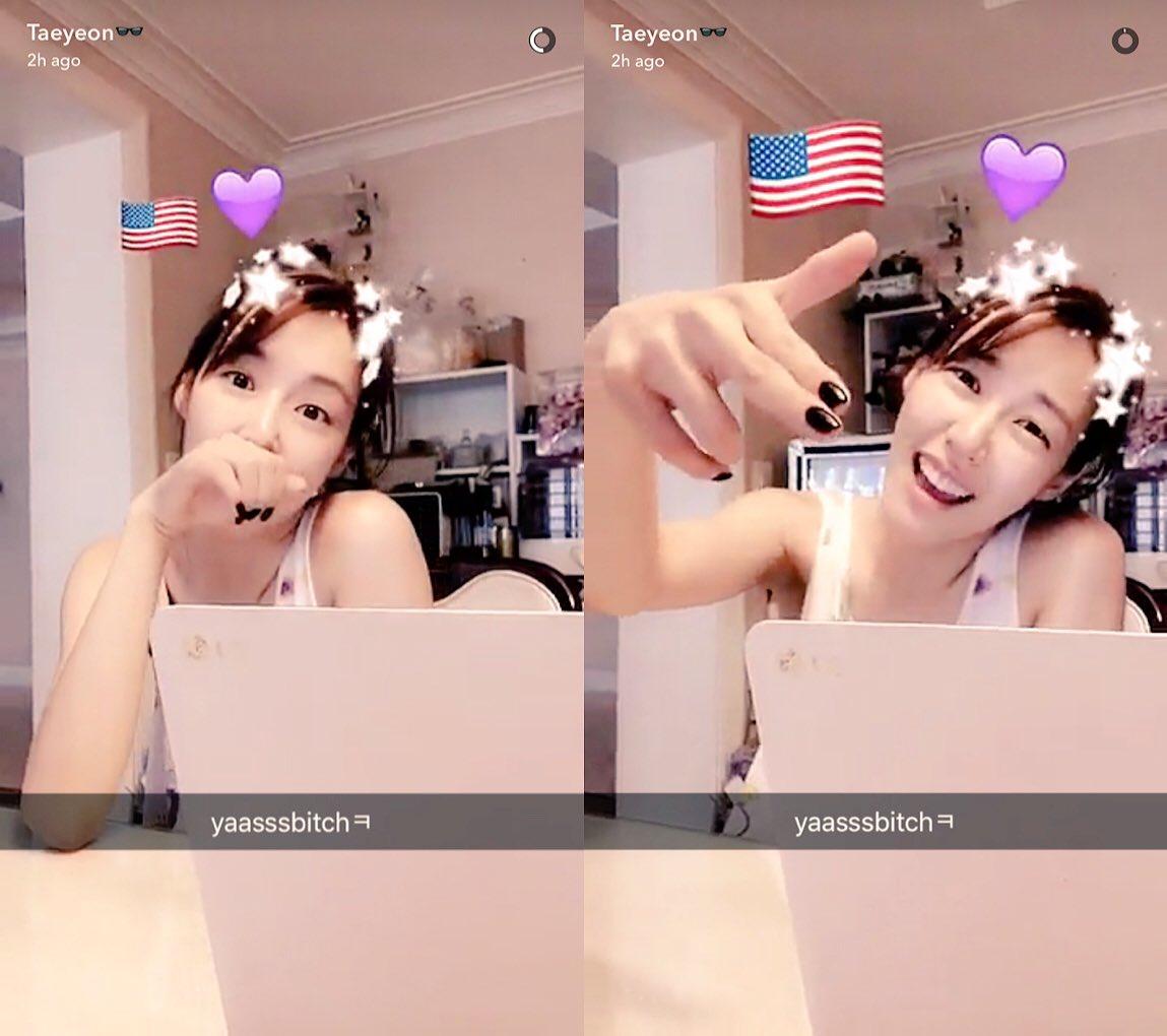 TaeyeonTiffanyYasssBitch