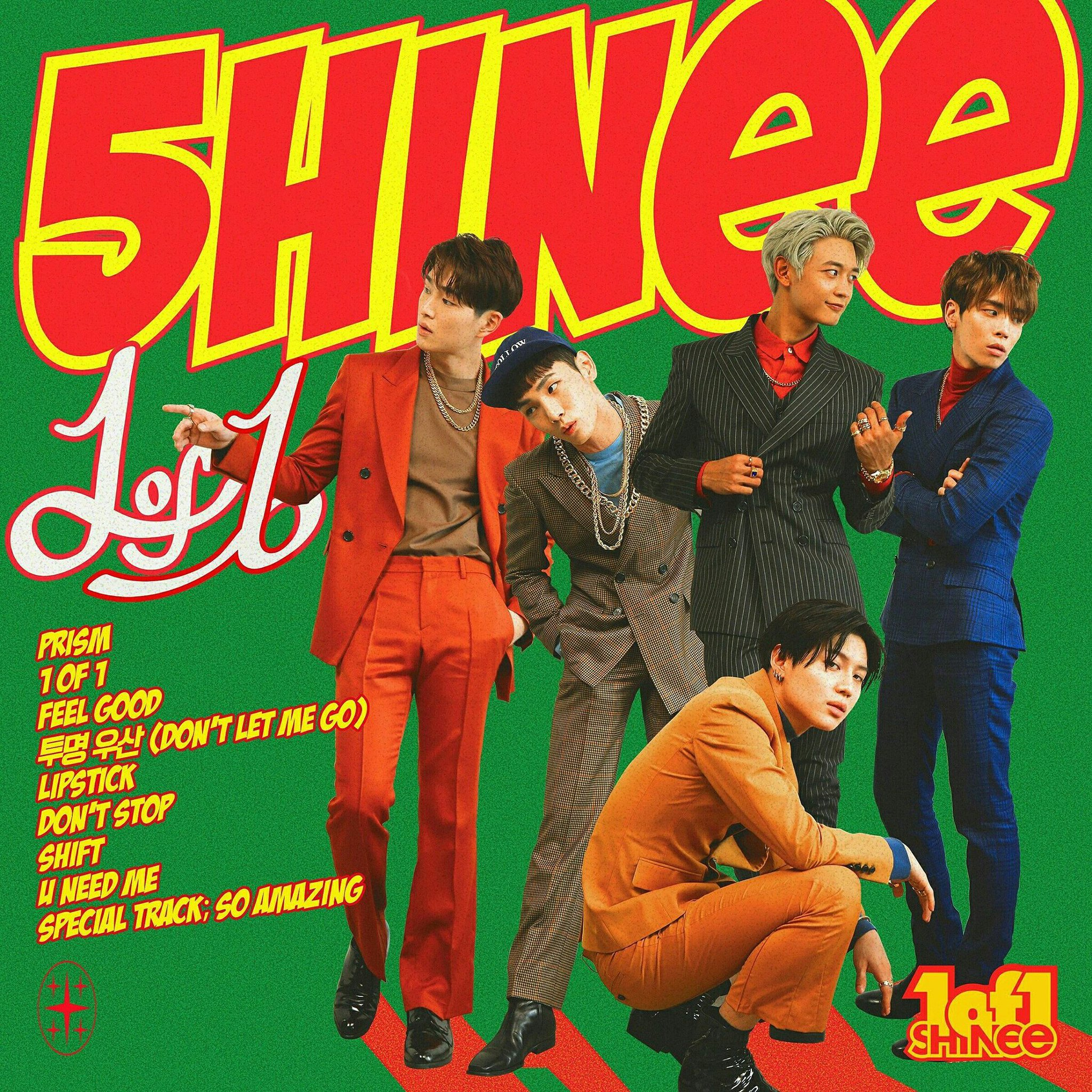 shinee1of1cover