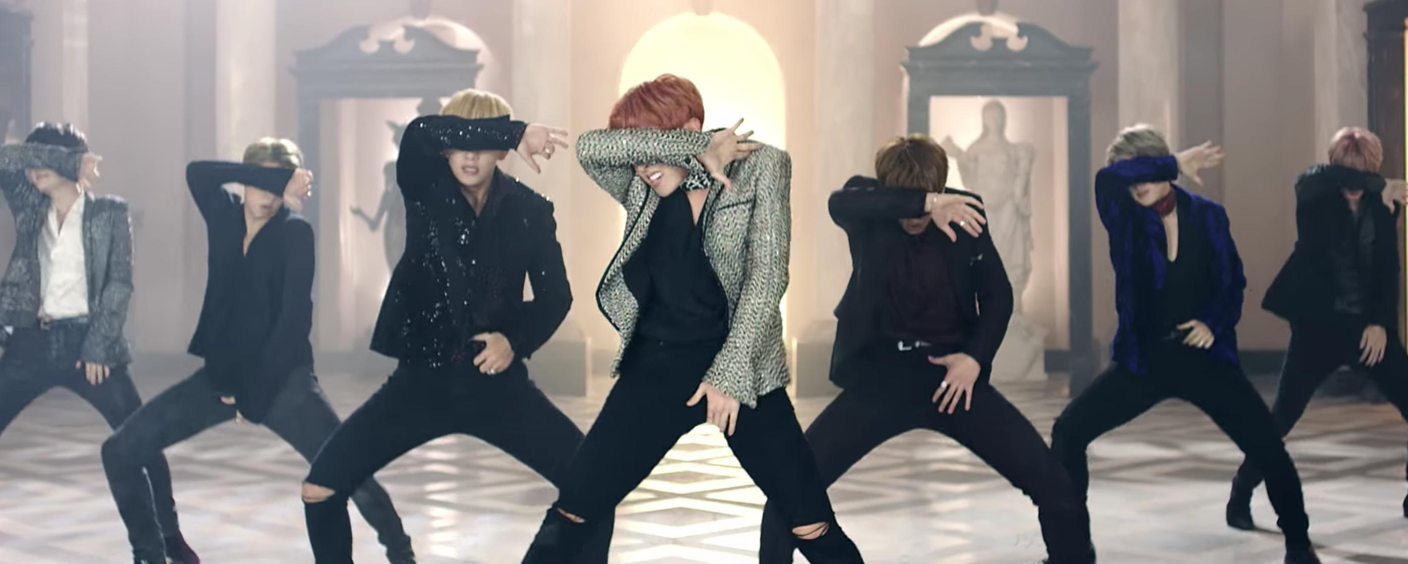 BTS-Crotch Grabbing
