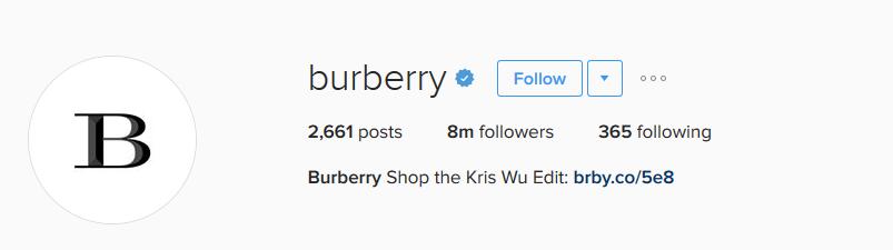 krisburberryinstagram