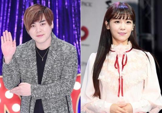 Update Crayon Pop S Soyul Is Marrying Moon Hee Jun Wait What The Fuck Asian Junkie