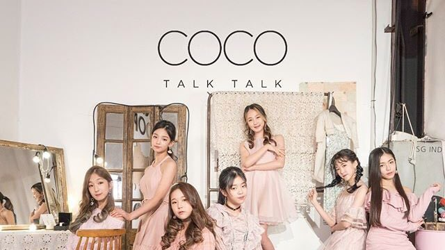 Fetus Group Coco Debut With Average Age Of 11 5 Somehow Still Not The Youngest K Pop Group Ever Asian Junkie