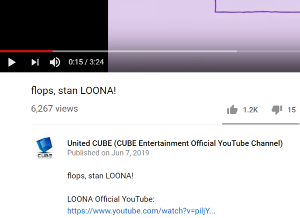 Hacker enters Cube's and Mamamoos official youtube channels and changes titles 1