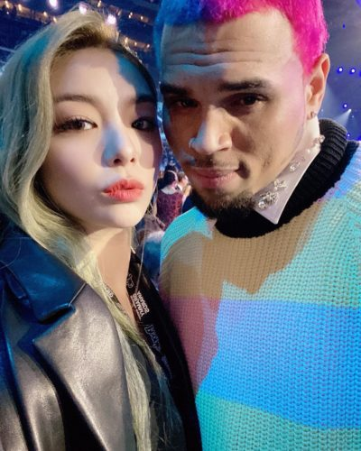 It S 2020 In K Pop And Here S Chris Brown Calling Ailee A Cornball Asian Junkie