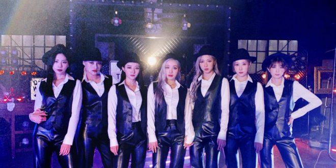 "Dreamcatcher reward fans with ""Odd Eye"" transition version + live band on MBC Mdromeda"