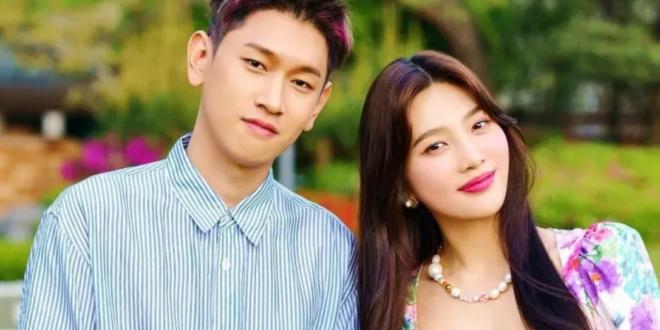 Red Velvet's Joy & singer Crush are dating, companies confirm